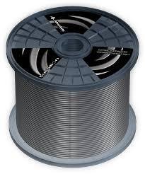 Absolute Turbilion Ice 18 - 2x18 AWG - Bobina com 250 metros Cabo para Caixas Acusticas  - Audio Video & cia