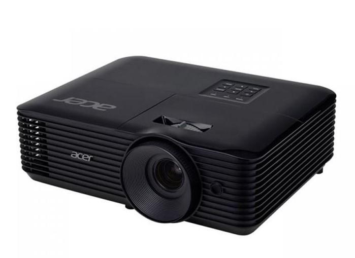 Acer X1126AH Projetor SVGA 4000 lumens  - Audio Video & cia