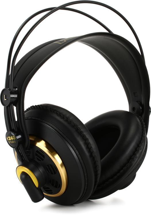 AKG K240 Studio Fone de Ouvido  - Audio Video & cia