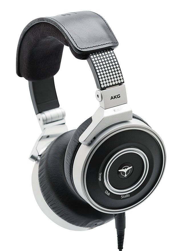 AKG K267 Tiesto Fone de Ouvido DJ  - Audio Video & cia
