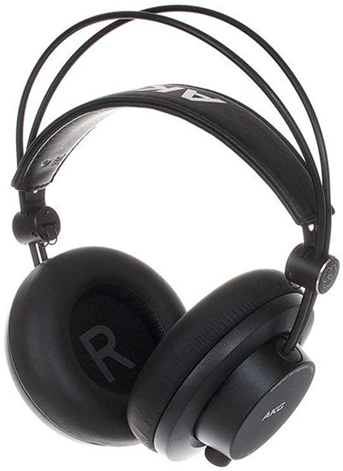 AKG K275 Fone de Ouvido Estudio Dobravel  - Audio Video & cia