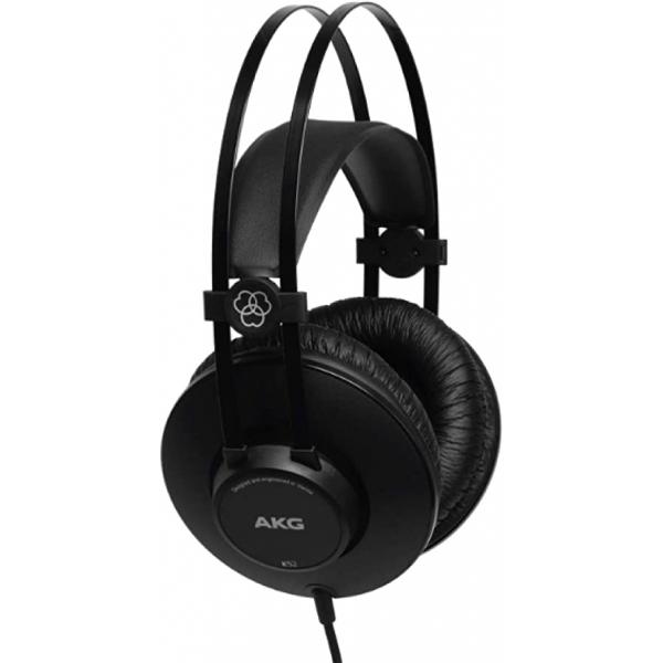 AKG K52 Fone de Ouvido  - Audio Video & cia