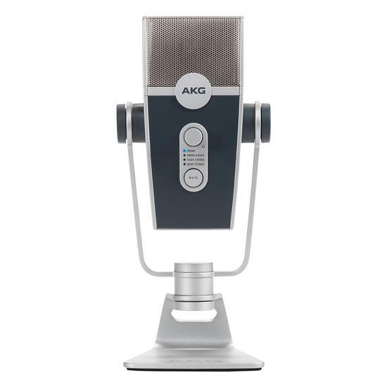 AKG Lyra C44 Microfone Condensador USB  - Audio Video & cia