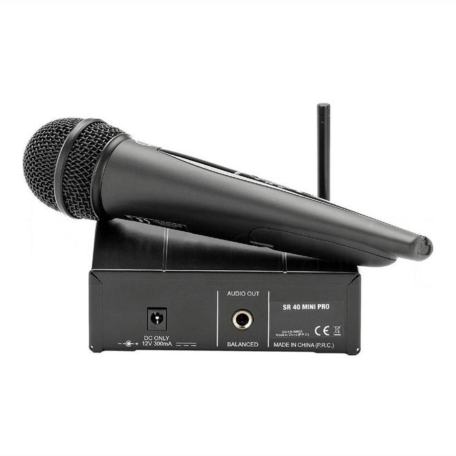 AKG WMS 40 Mini Vocal Sistema de Microfone sem fio Vocal  - Audio Video & cia