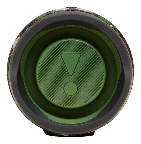 Alto-falante Jbl Charge 4 Portátil Com Bluetooth Squad  - Audio Video & cia