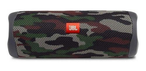 Alto-falante Jbl Flip 5 Portátil Com Bluetooth Squad  - Audio Video & cia