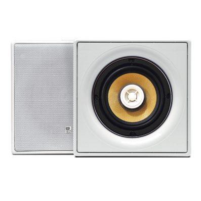 AMCP CQ5-100 K XT Caixa Acustica de embutir ( UNID )  - Audio Video & cia