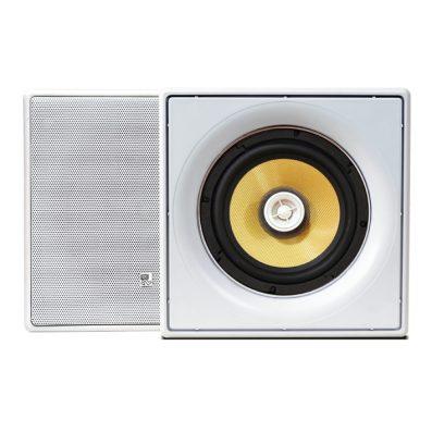 AMCP CQ6-100 K XT Caixa acustica de embutir ( UNID )  - Audio Video & cia