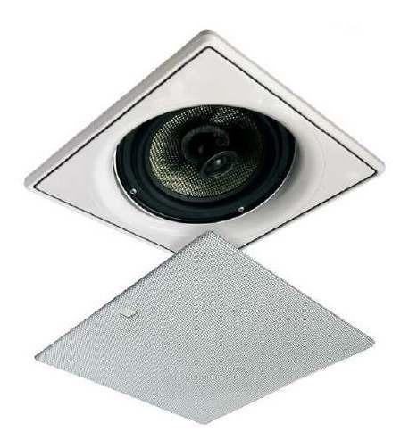 AMCP CQ6-MINI XT Caixa Acustica de embutir ( UNID )  - Audio Video & cia