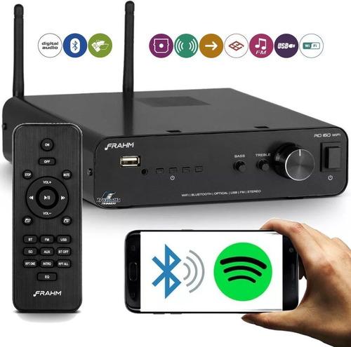 Amplificador Frahm RD160 G2  - Audio Video & cia
