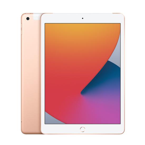 Apple Ipad 8 4G tela 10.2 MYMK2LZ/A 32gb Dourado  - Audio Video & cia