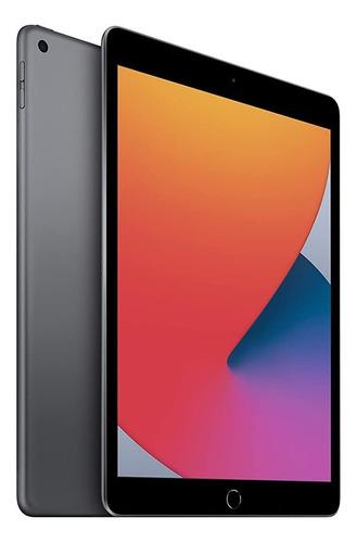 Apple Ipad 8 Wi-Fi tela 10.2 MYLD2LL/A 128gb Cinza Espacial  - Audio Video & cia