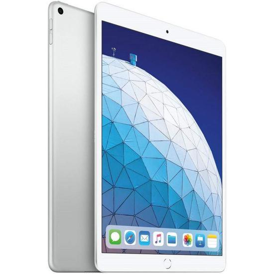 Apple iPad Air 3 A2152 MUUK2LZ/A Wi-Fi 64GB Prateado  - Audio Video & cia