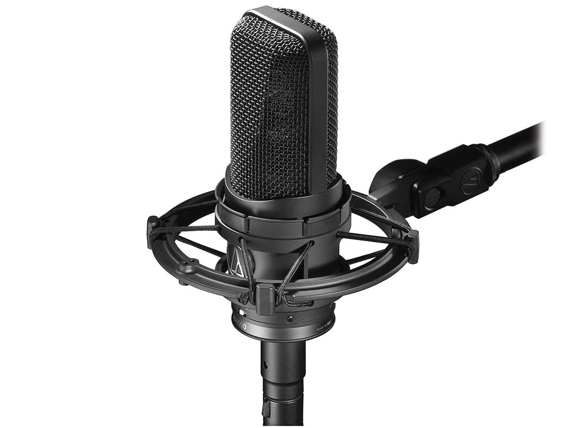 Audio Technica AT4050 Microfone Studio Profissional  - Audio Video & cia