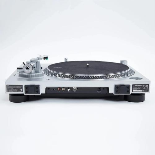 Audio Technica AT-Lp120XUSB Toca Discos DJ - 110V  - Audio Video & cia