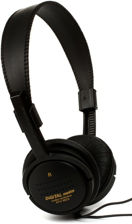 Audio Technica ATH-M2X Fone de Ouvido  - Audio Video & cia