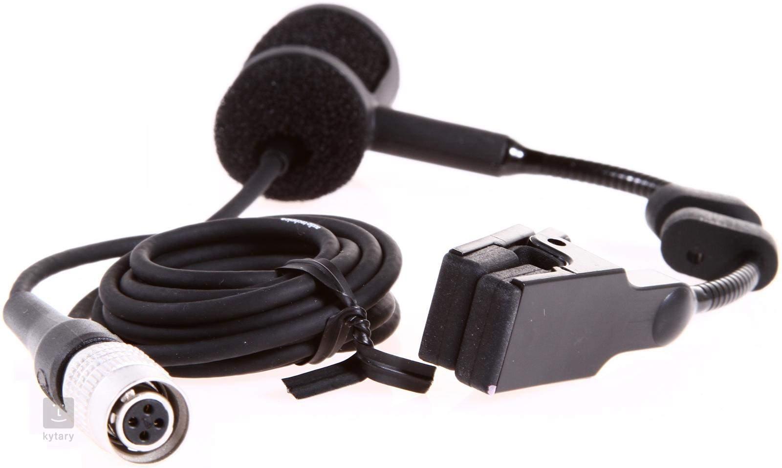 Audio Technica Pro 35CW Microfone com clamp para Percussao e Metais  - Audio Video & cia