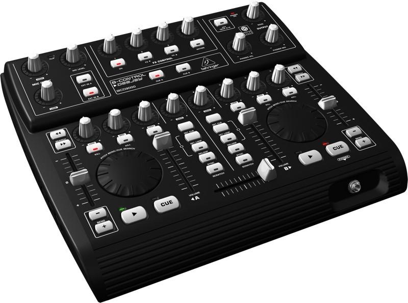 Behringer BCD3000 Controladora DJ  - Audio Video & cia