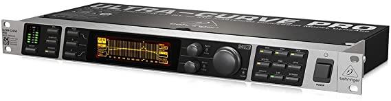 Behringer DEQ 2496 Equalizador  - Audio Video & cia