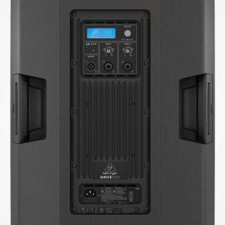 Behringer DR115DSP Caixa Acustica Ativa de 15 polegadas 1200W - 110V (unid)  - Audio Video & cia