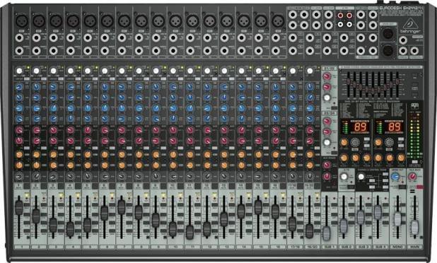 Behringer SX2442FX Mesa de som  - Audio Video & cia