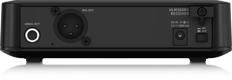 Behringer ULM300mic Microfone sem fio  - Audio Video & cia