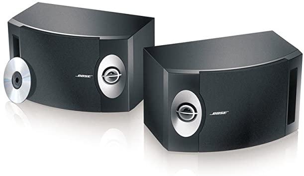 Bose 201 serie V Par de Caixa Acustica Bookshelf 120W  - Audio Video & cia