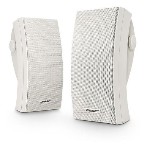 Bose 251 Caixa De Som Bose Outdoor Branca ( par )  - Audio Video & cia