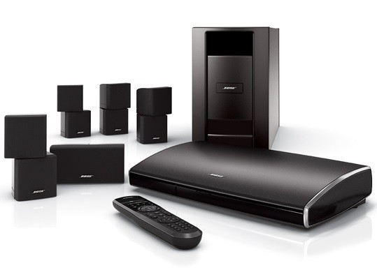 Bose Lifestyle 535 Série III Home Theater  - Audio Video & cia