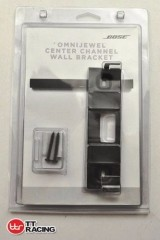 Bose Omni jewel Center Suporte de parede para Caixas - Preto  - Audio Video & cia