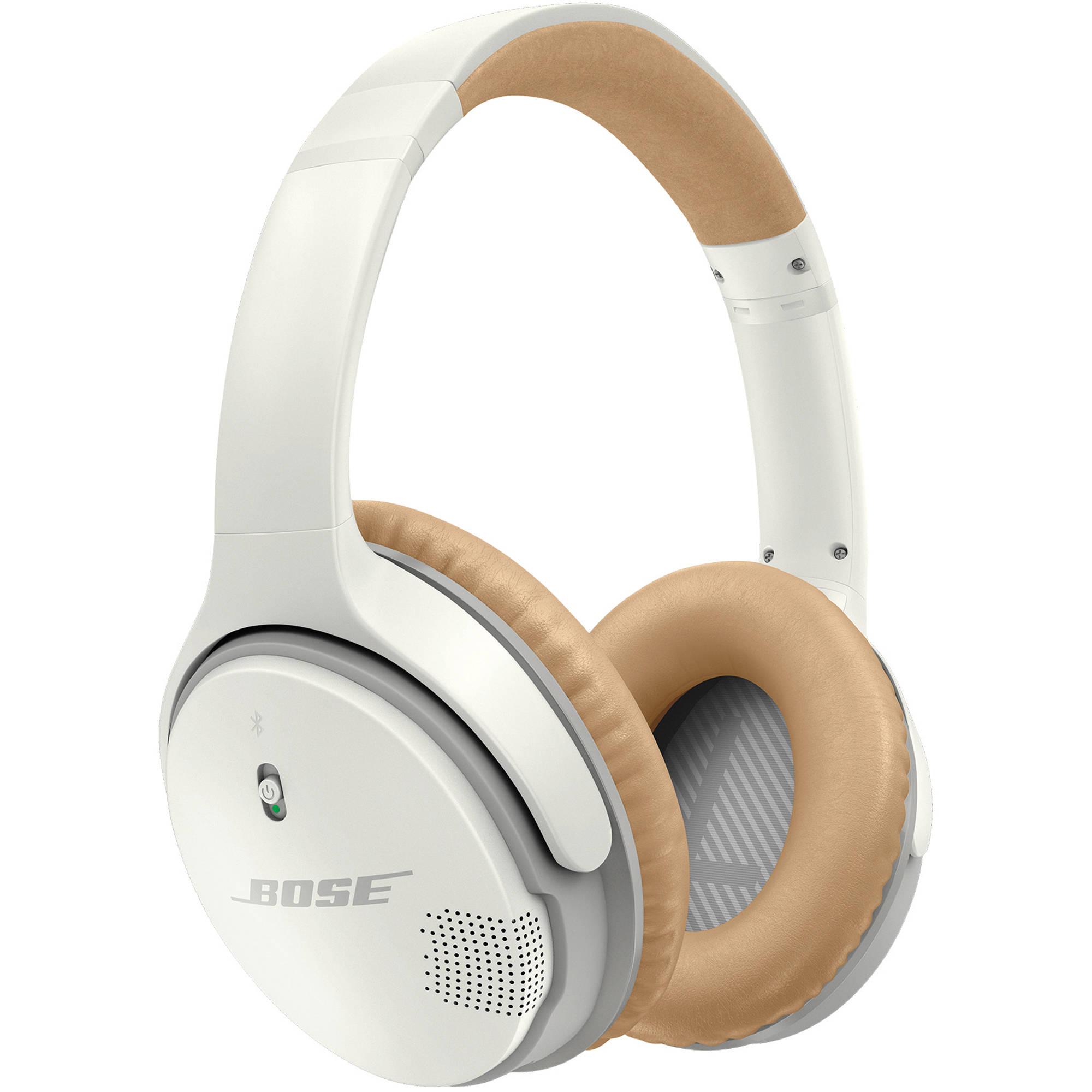 Bose SoundLink Around ear II BT Fone de Ouvido Branco  - Audio Video & cia