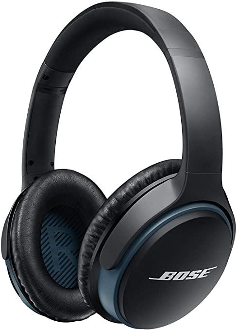 Bose SoundLink Around ear II BT Fone de Ouvido Preto  - Audio Video & cia