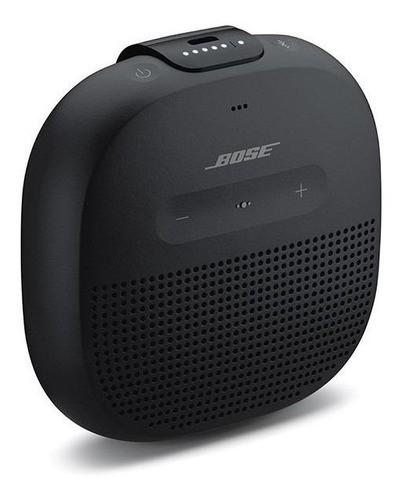 Bose Soundlink Micro Caixa de Som Bluetooth resistente a agua - Preta  - Audio Video & cia