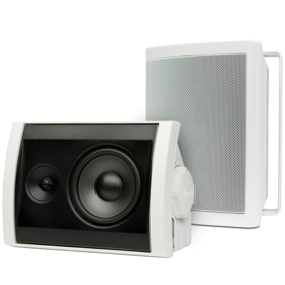 Boston Acoustics VOYAGER 40 Par de Caixas Acusticas Outdoor 100W  - Audio Video & cia