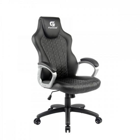 Cadeira Gamer Blackfire Preta FORTREK  - Audio Video & cia