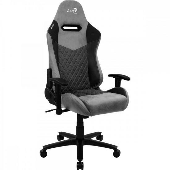 Cadeira Gamer Duke Ash Black AEROCOOL  - Audio Video & cia