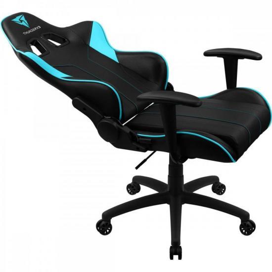 Cadeira Gamer EC3 Cyan THUNDERX3  - Audio Video & cia
