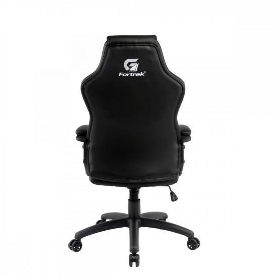 Cadeira Gamer Holt Preta FORTREK  - Audio Video & cia
