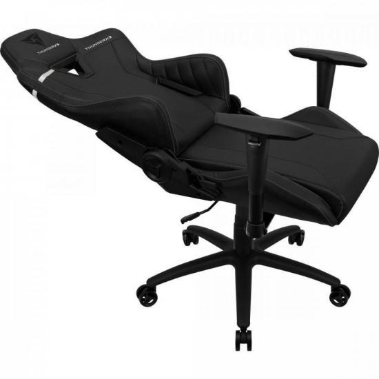 Cadeira Gamer TC3 All Black THUNDERX3  - Audio Video & cia