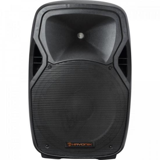 Caixa Acústica Ativa 600W Bluetooth CPA 15600 HAYONIK  - Audio Video & cia