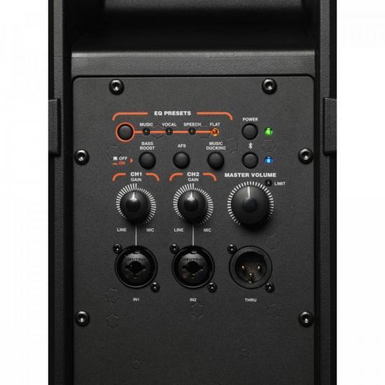 "Caixa Acústica Ativa 8"" 1000W IRX108BT JBL  - Audio Video & cia"