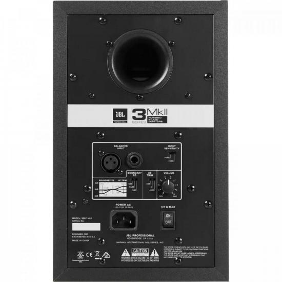 Caixa Monitor de Estúdio Ativa 5