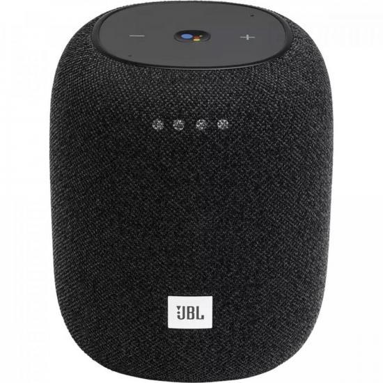 Caixa Multimídia Portátil Bluetooth Link Music Preta JBL  - Audio Video & cia