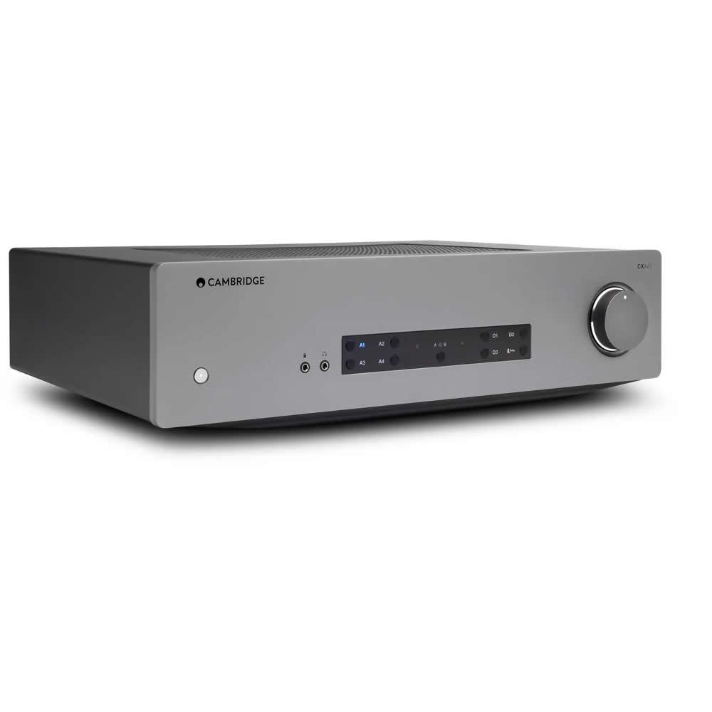 Cambridge CXA61 - Amplificador Integrado 60W rms 110V  - Audio Video & cia