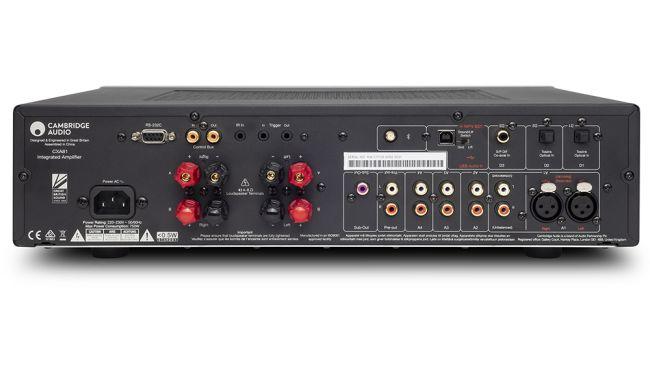 Cambridge CXA81 - Amplificador Integrado 80W rms 110V  - Audio Video & cia