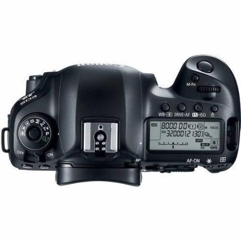 Canon EOS 5D Mark IV Camera Com Lente 24-105mm F/4L IS II USM  - Audio Video & cia
