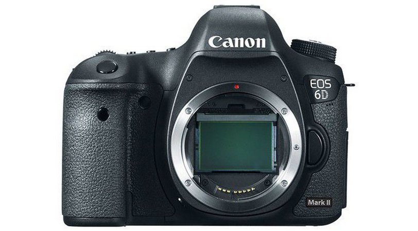 Canon EOS 6D Mark II Camera 20.2 Megapixels - Corpo  - Audio Video & cia