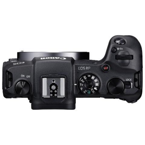 Canon Mirrorless Eos Rp Corpo  - Audio Video & cia