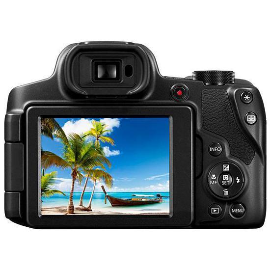 Canon SX70 HS Camera 20.3MP 65X zoom 4K  - Audio Video & cia