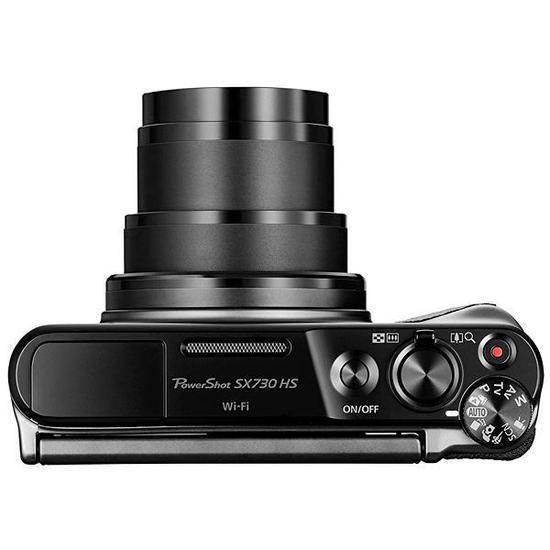 Canon SX730 hs Camera 20.3 MP Wi-Fi 40X zoom Hdmi e Bluetooth  - Audio Video & cia